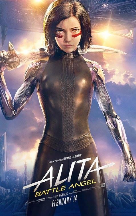 Alita: Battle Angel (2019) Online Subtitrat in Romana
