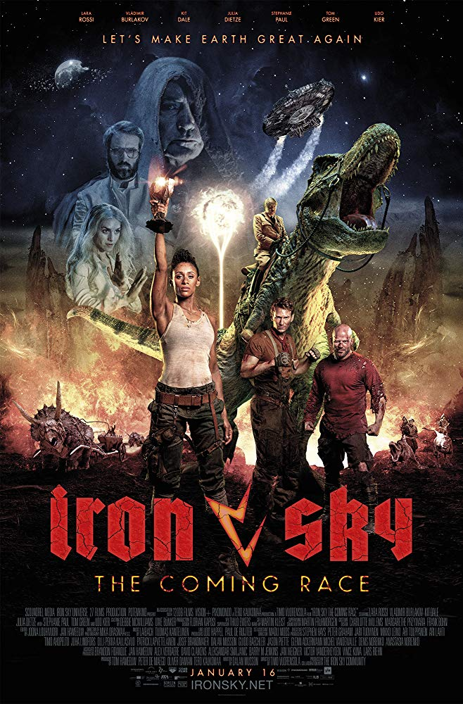 Iron Sky: The Coming Race (2019) Online Subtitrat in Romana