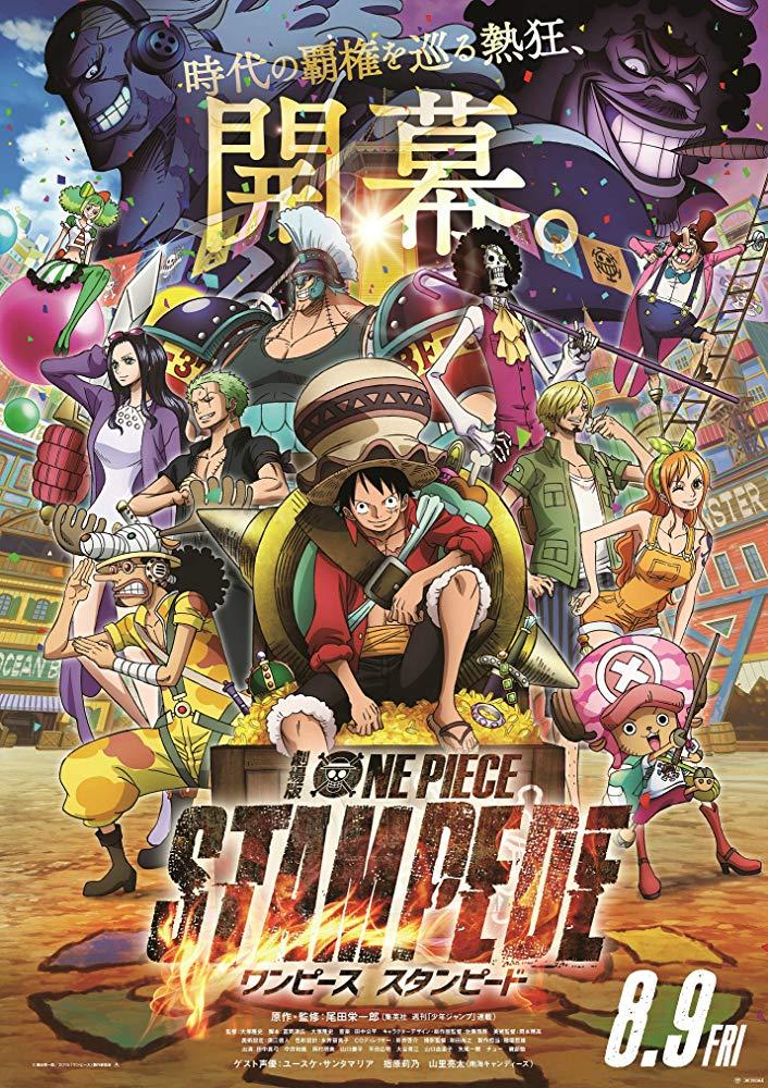 One Piece: Stampede (2019) film online subtitrat hd
