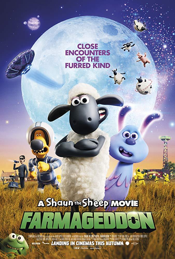A Shaun the Sheep Movie: Farmageddon (2019) Online Subtitrat in Romana