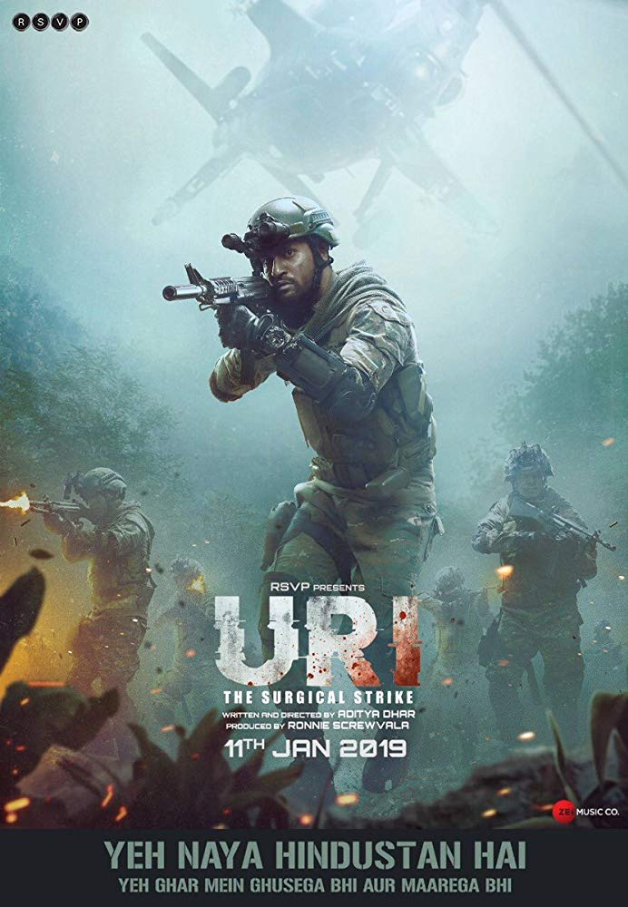 Uri: The Surgical Strike (2019) Online Subtitrat in Romana