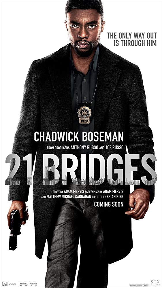 21 Bridges (2019) film online subtitrat
