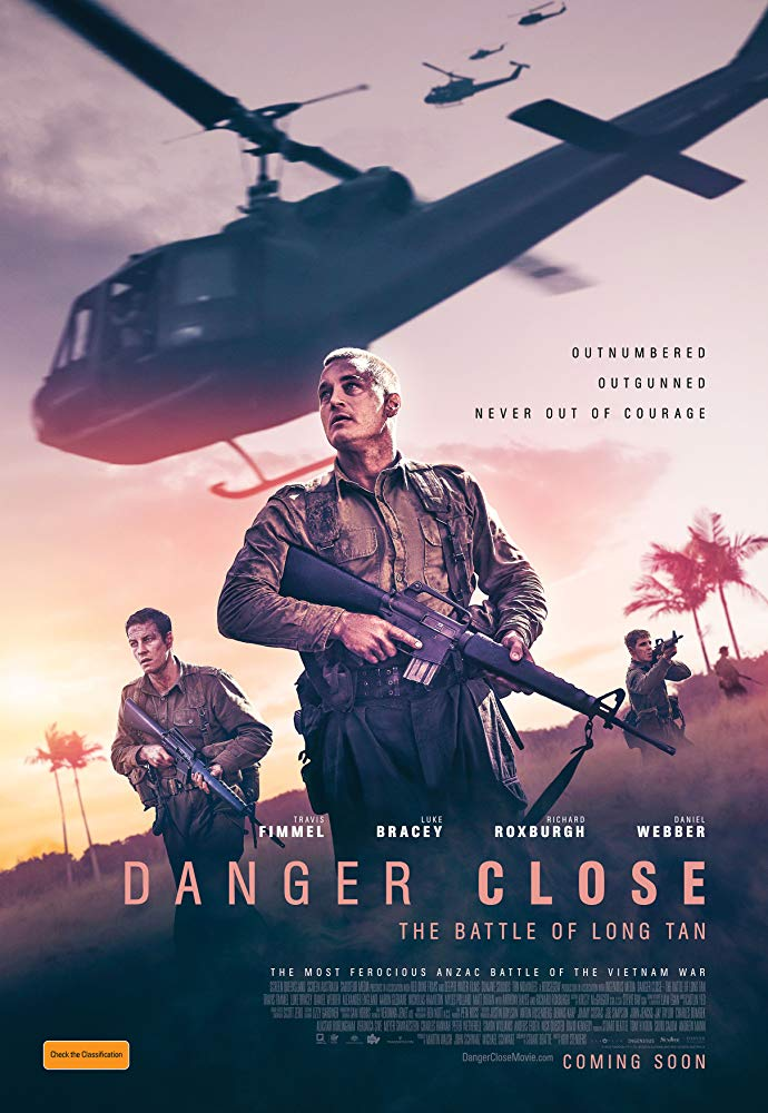 Danger Close: The Battle of Long Tan (2019) Online Subtitrat in Romana