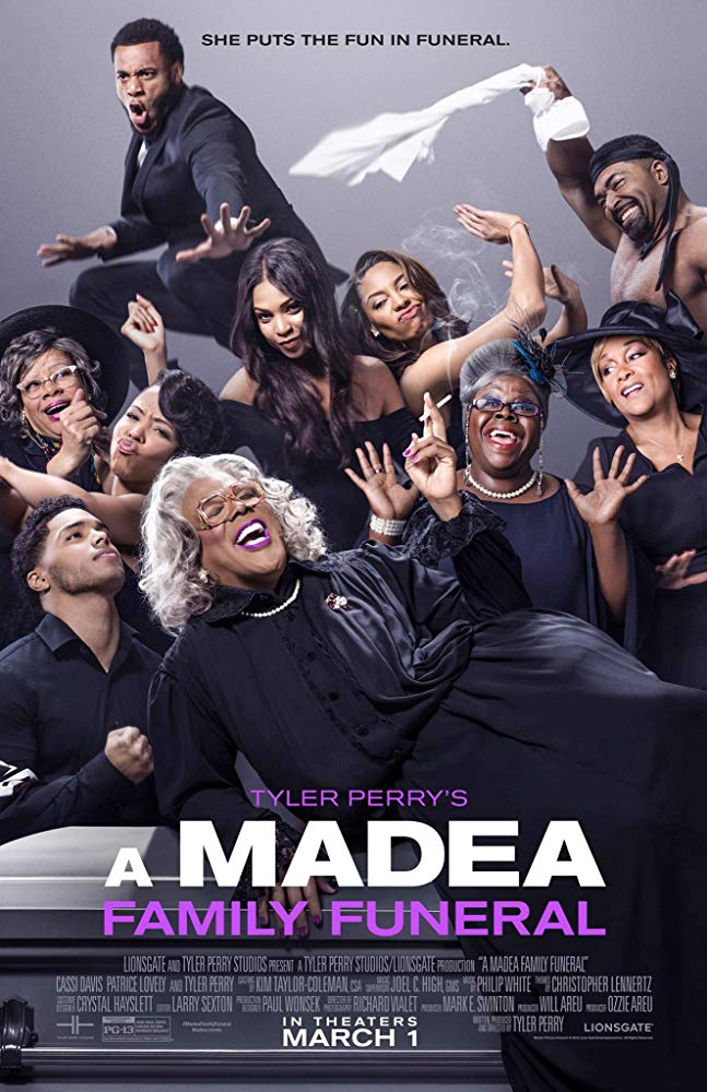 A Madea Family Funeral (2019) Online Subtitrat in Romana