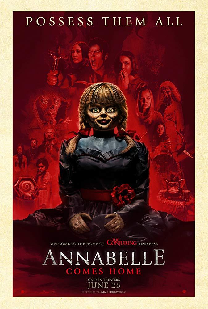 Annabelle Comes Home (2019) Online Subtitrat in Romana