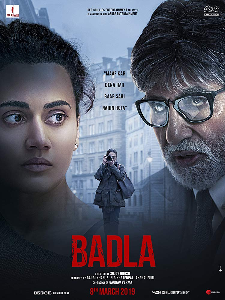 Badla (2019) Online Subtitrat in Romana