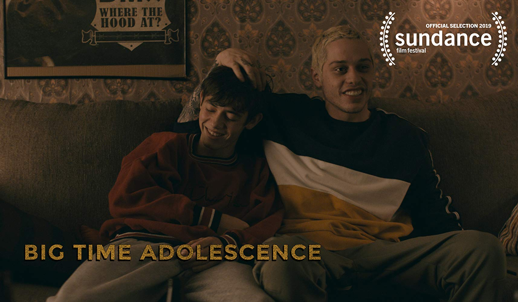 Big Time Adolescence (2019) Online Subtitrat in Romana