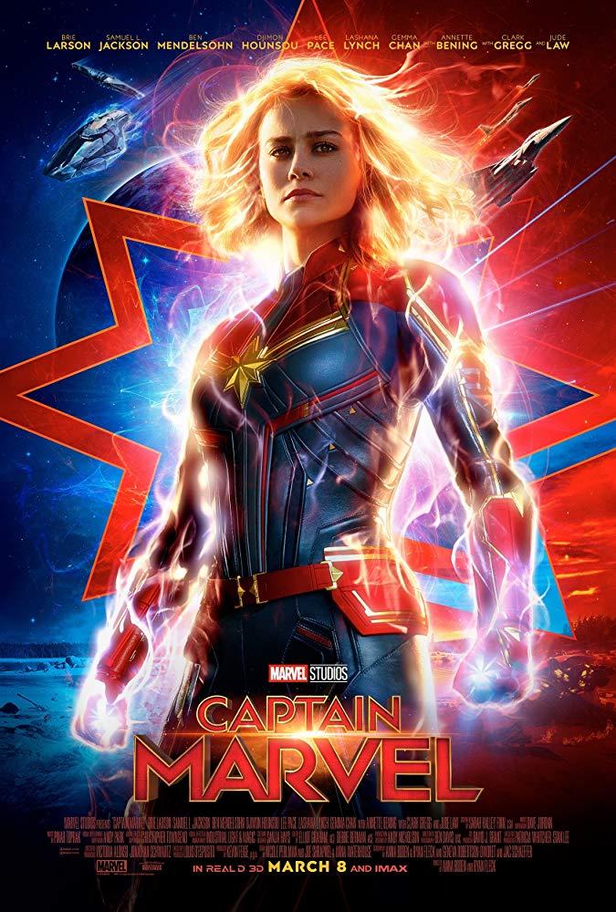 Captain Marvel (2019) Online Subtitrat in Romana