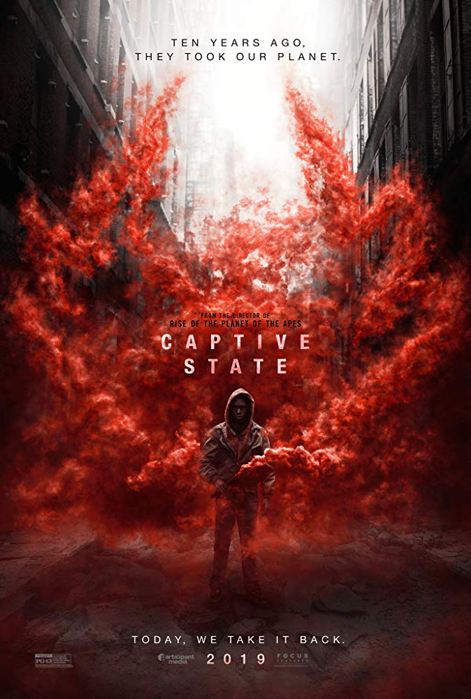 Captive State (2019) Online Subtitrat in Romana