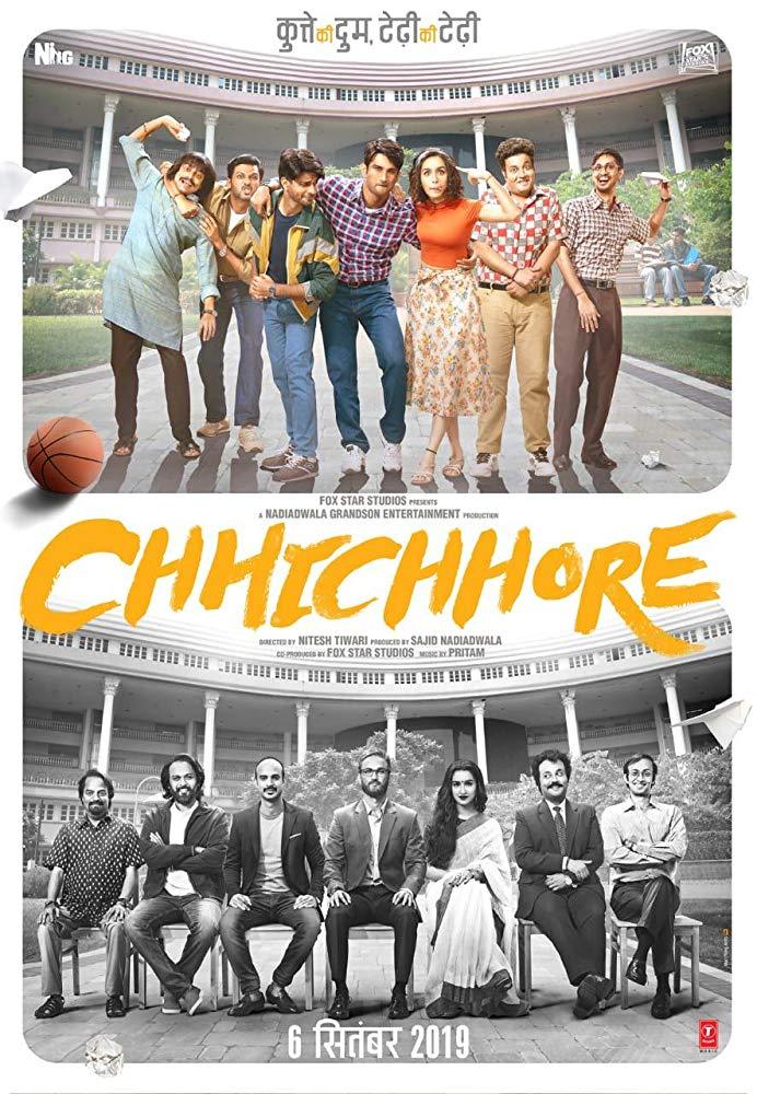 Chhichhore (2019) Online Subtitrat in Romana