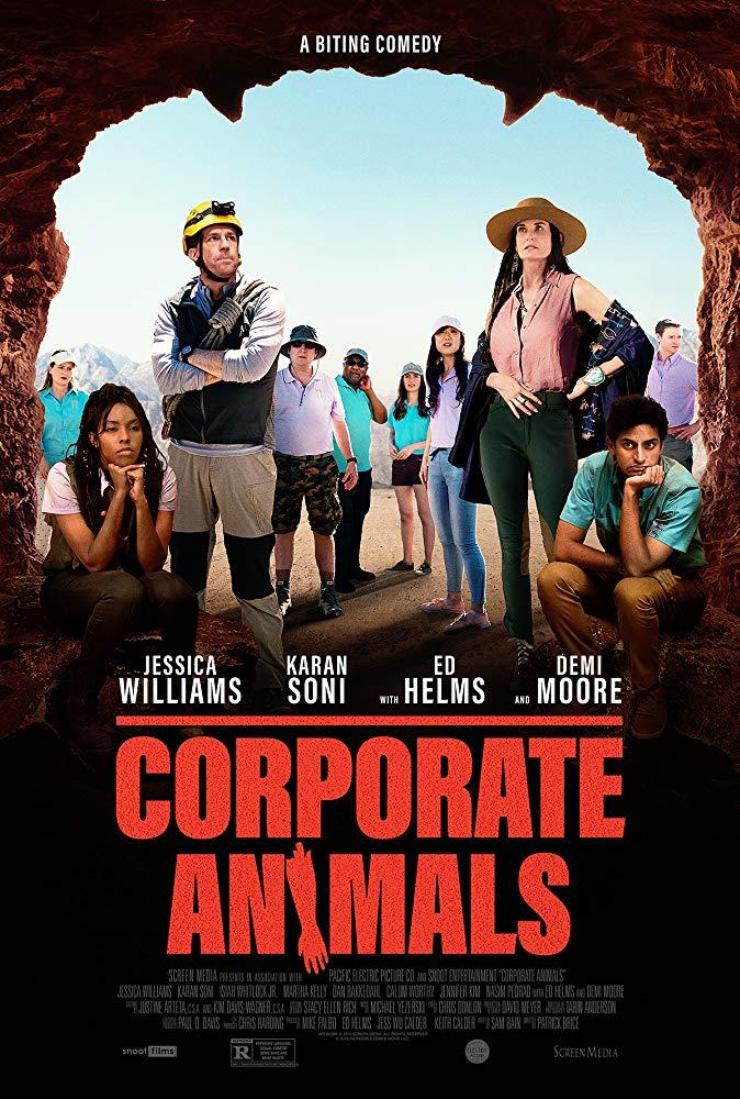Corporate Animals (2019) Online Subtitrat in Romana