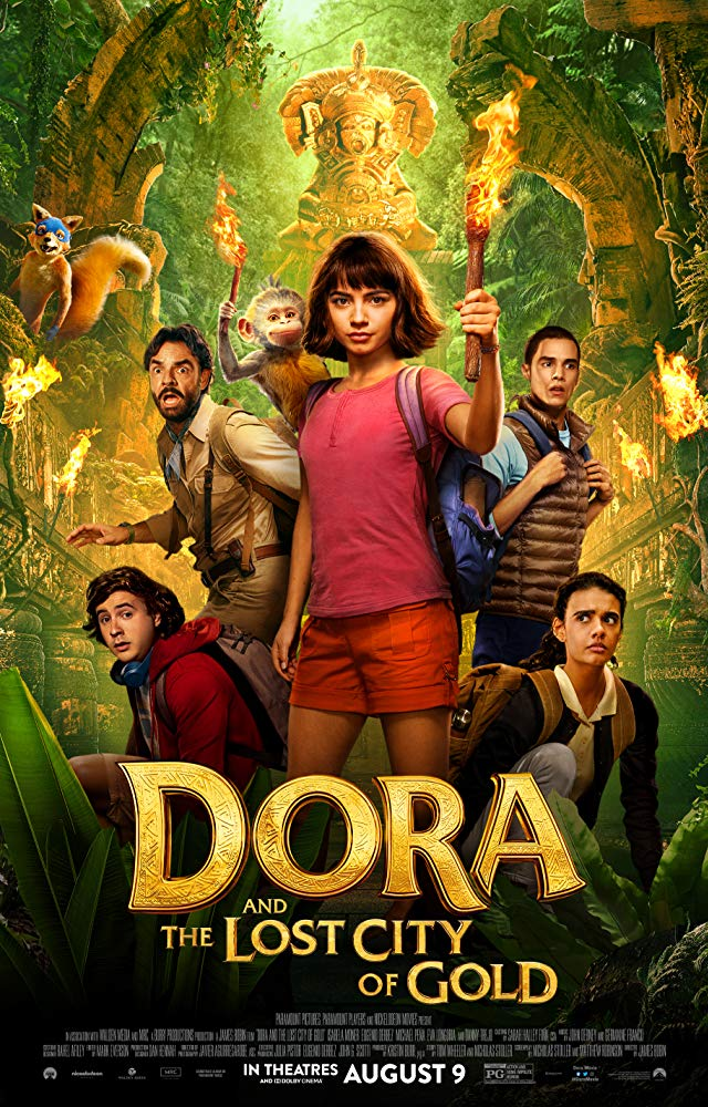 Dora and the Lost City of Gold (2019) Online Subtitrat in Romana