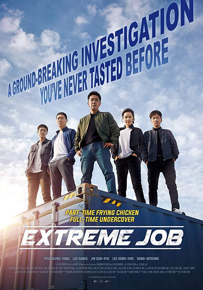 Extreme Job (2019) Online Subtitrat in Romana