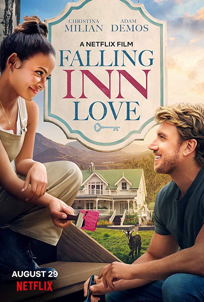 Falling Inn Love (2019) Online Subtitrat in Romana