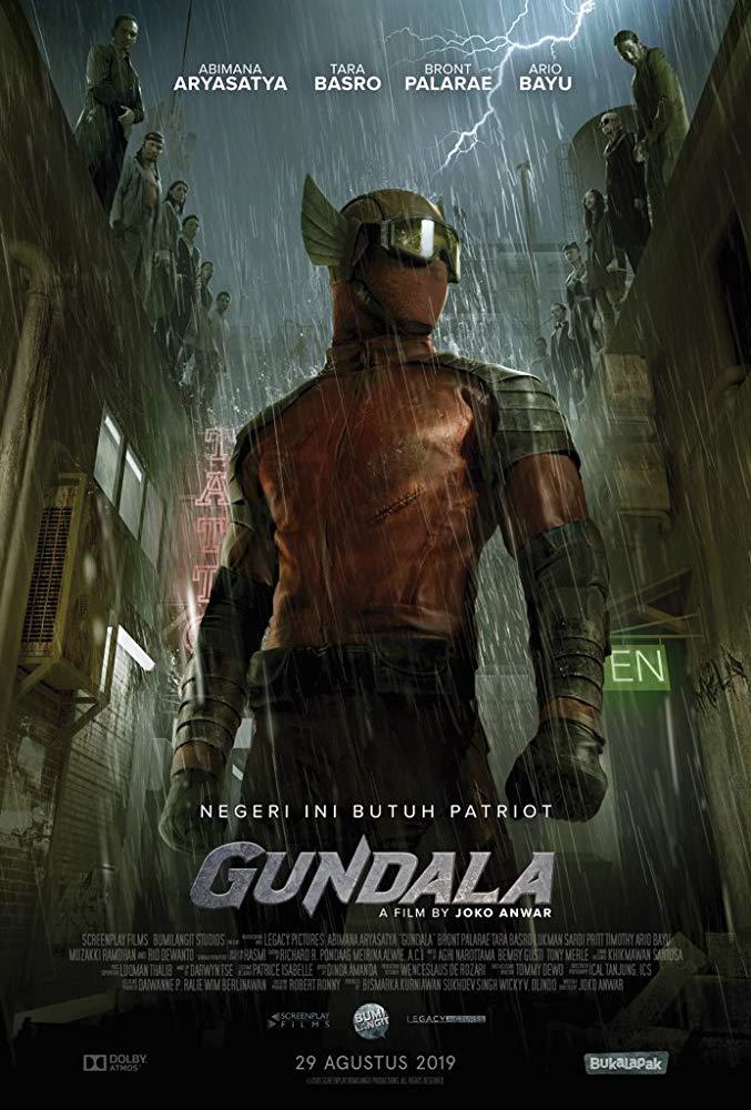Gundala (2019) Online Subtitrat in Romana