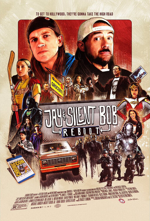 Jay and Silent Bob Reboot (2019) Online Subtitrat HD