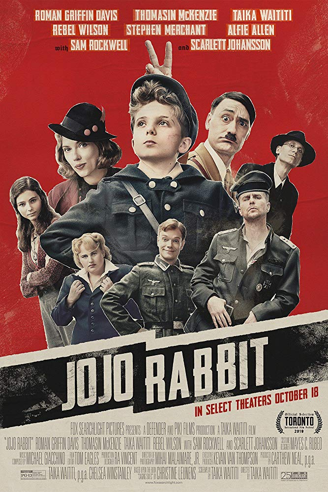 Jojo Rabbit (2019) film online subtitrat