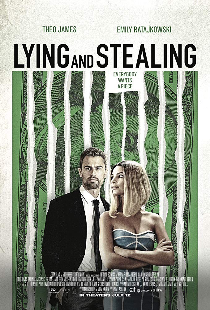 Lying and Stealing (2019) Online Subtitrat in Romana