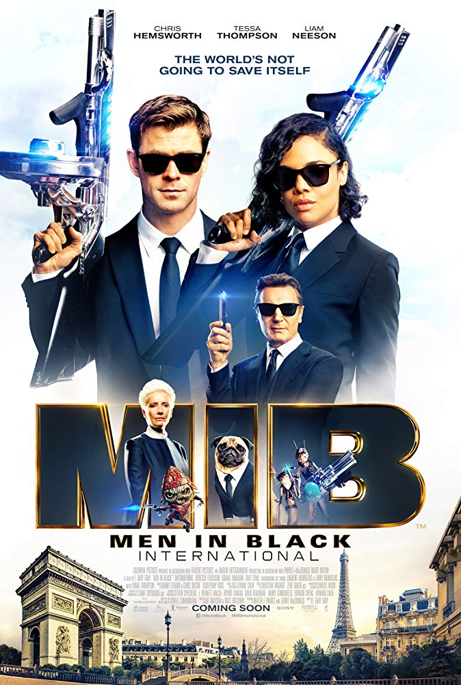 Men in Black: International (2019) Online Subtitrat in Romana