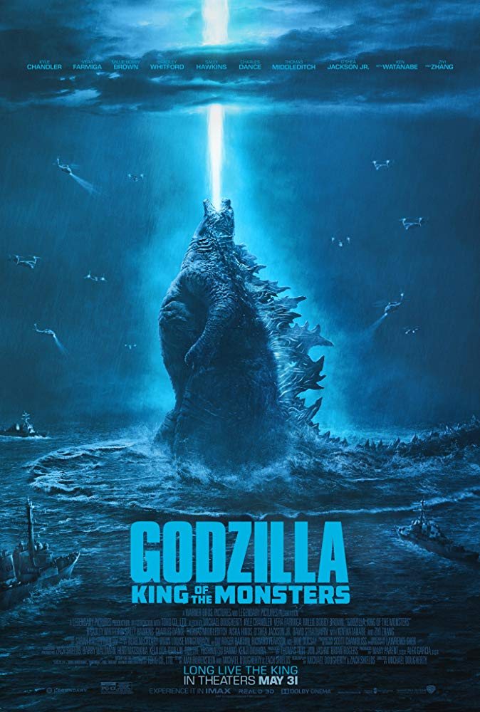 Godzilla: King of the Monsters (2019) Online Subtitrat in Romana