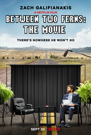 Between Two Ferns: The Movie (2019) Online Subtitrat in Romana