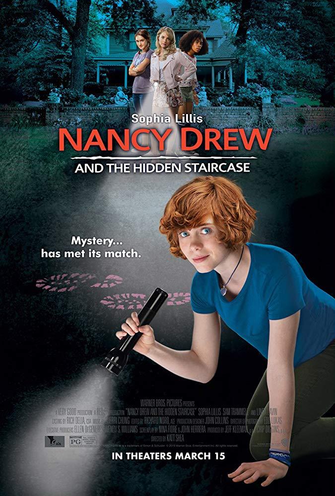 Nancy Drew and the Hidden Staircase (2019) Online Subtitrat in Romana