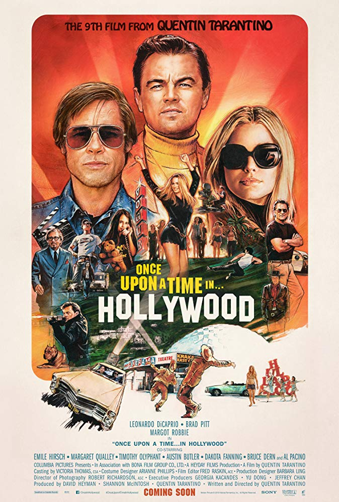 Once Upon a Time… in Hollywood (2019) Online Subtitrat gratis