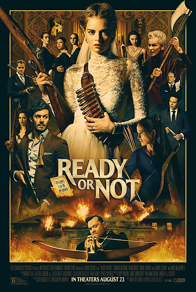 Ready or Not (2019) Online Subtitrat in Romana