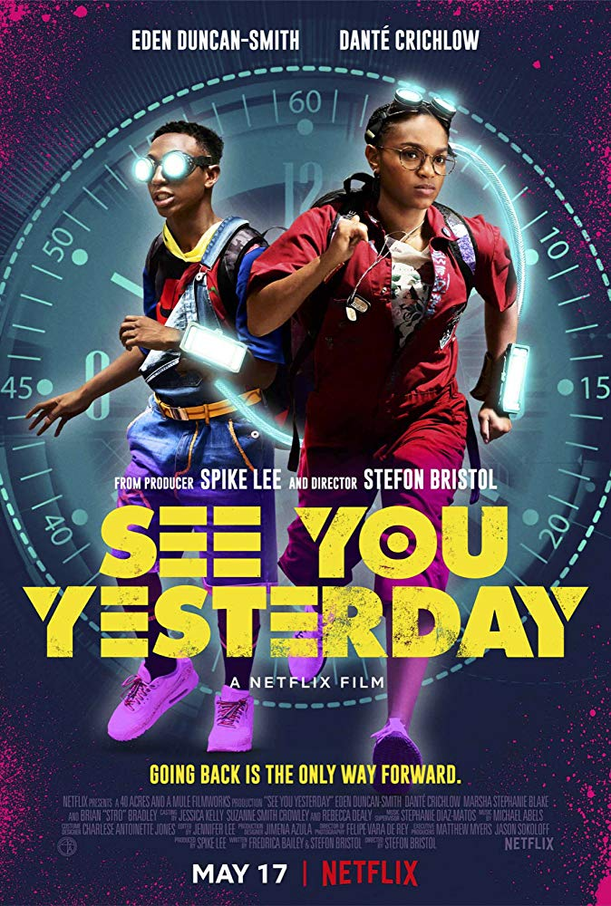 See You Yesterday (2019) Online Subtitrat in Romana