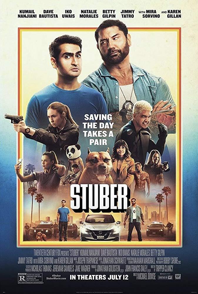 Stuber (2019) Online Subtitrat in Romana