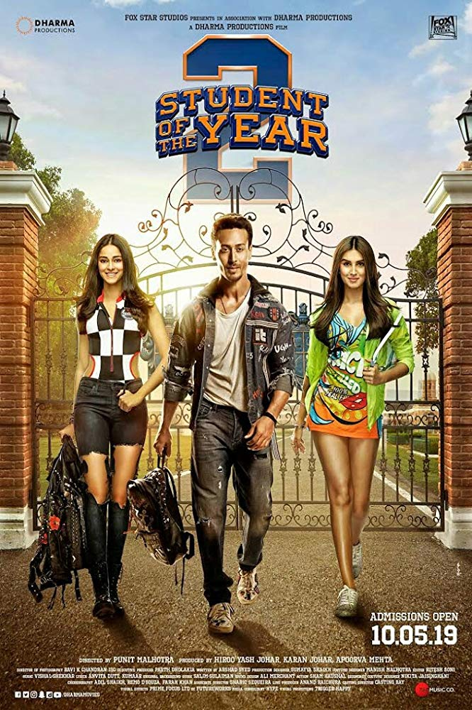 Student of the Year 2 (2019) Online Subtitrat in Romana