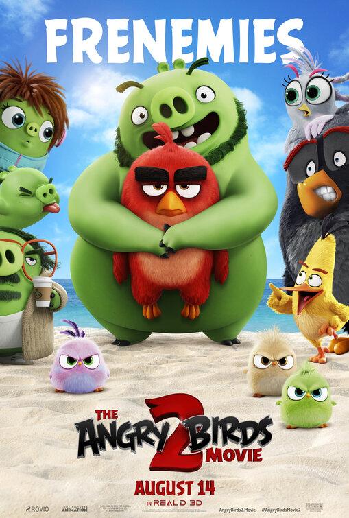 The Angry Birds Movie 2 (2019) Online Subtitrat in Romana