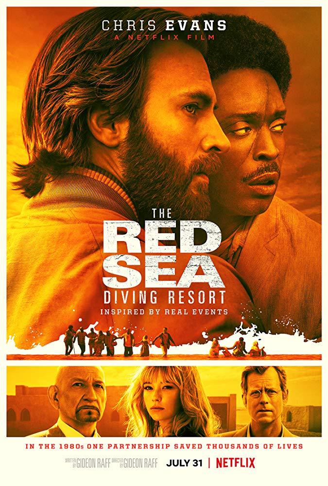 The Red Sea Diving Resort (2019) Online Subtitrat in Romana