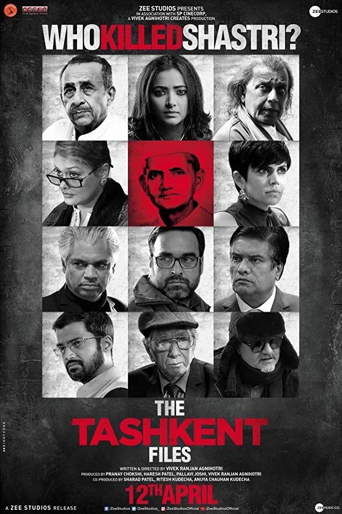 The Tashkent Files (2019) Online Subtitrat in Romana