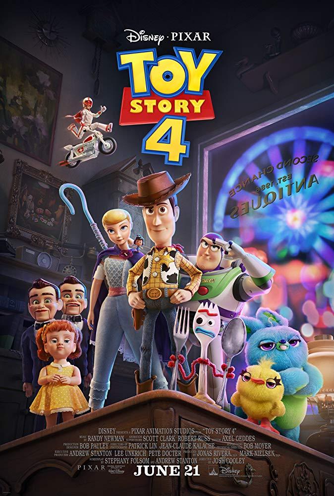 Toy Story 4 (2019) film online subtitrat