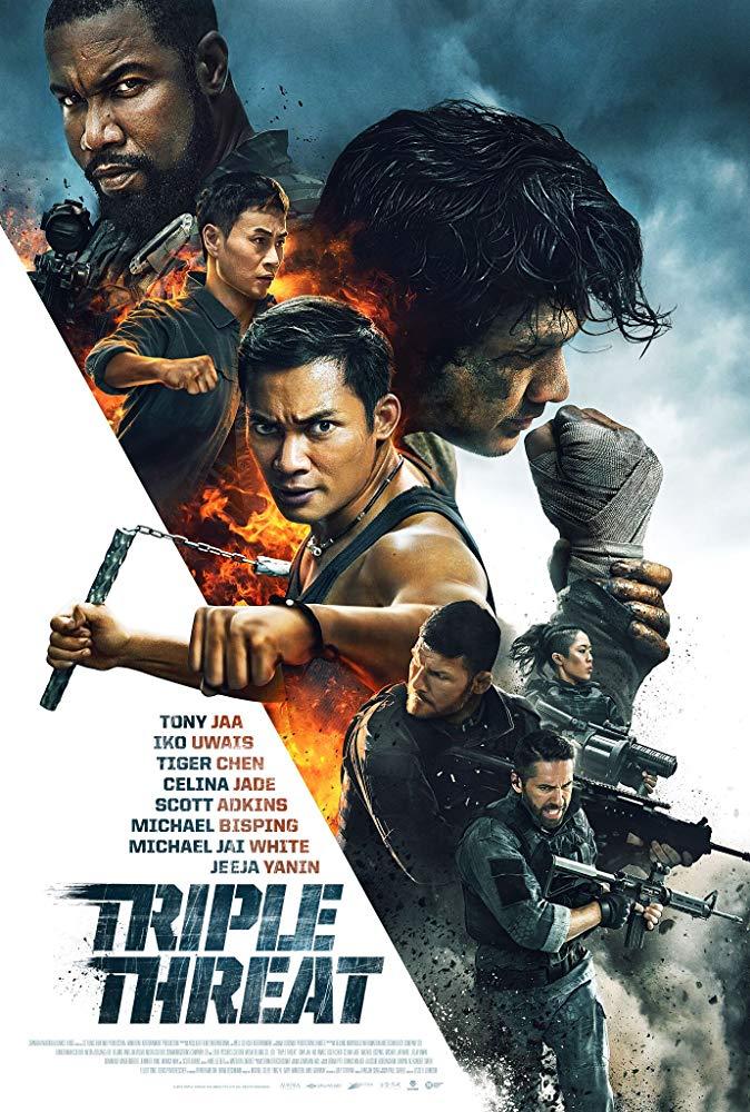 Triple Threat (2019) Online Subtitat in Romana