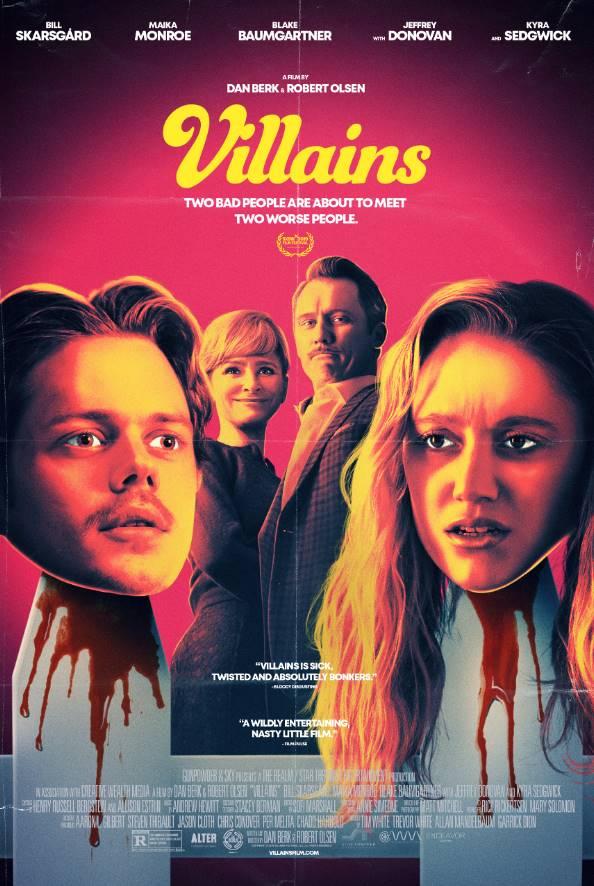 Villains (2019) Online Subtitrat in Romana