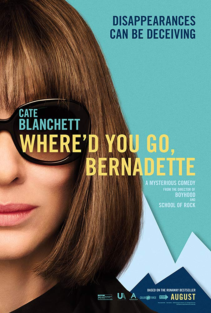Where'd You Go, Bernadette (2019) Online Subtitrat in Romana