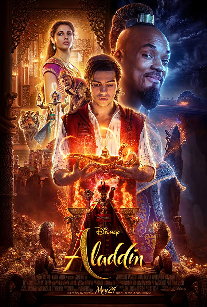 Aladdin (2019) Online Subtitrat HD
