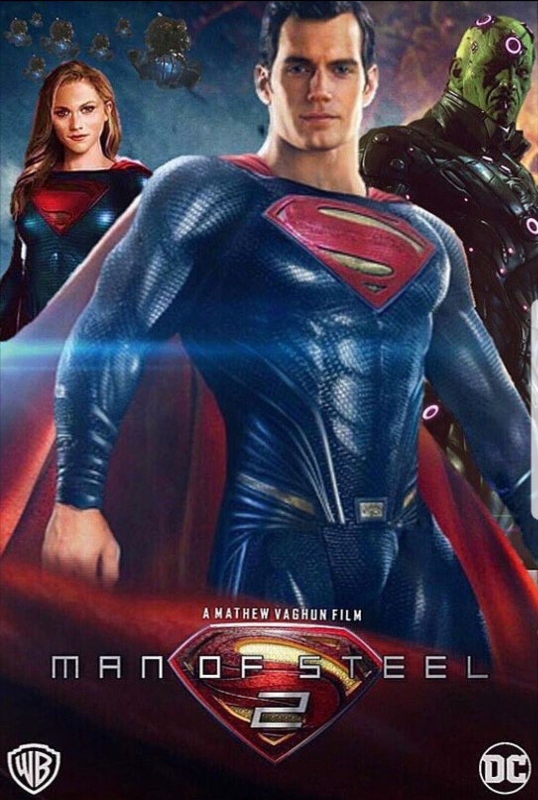 Man of Steel 2 (2019) Online Subtitrat in Romana
