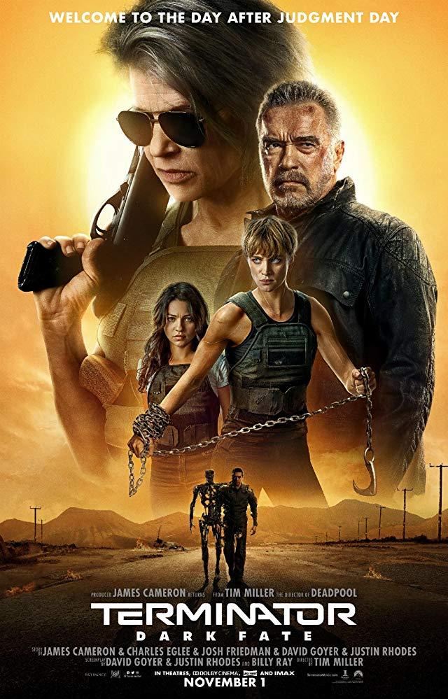 Terminator 6 (2019) Online Subtitrat in Romana