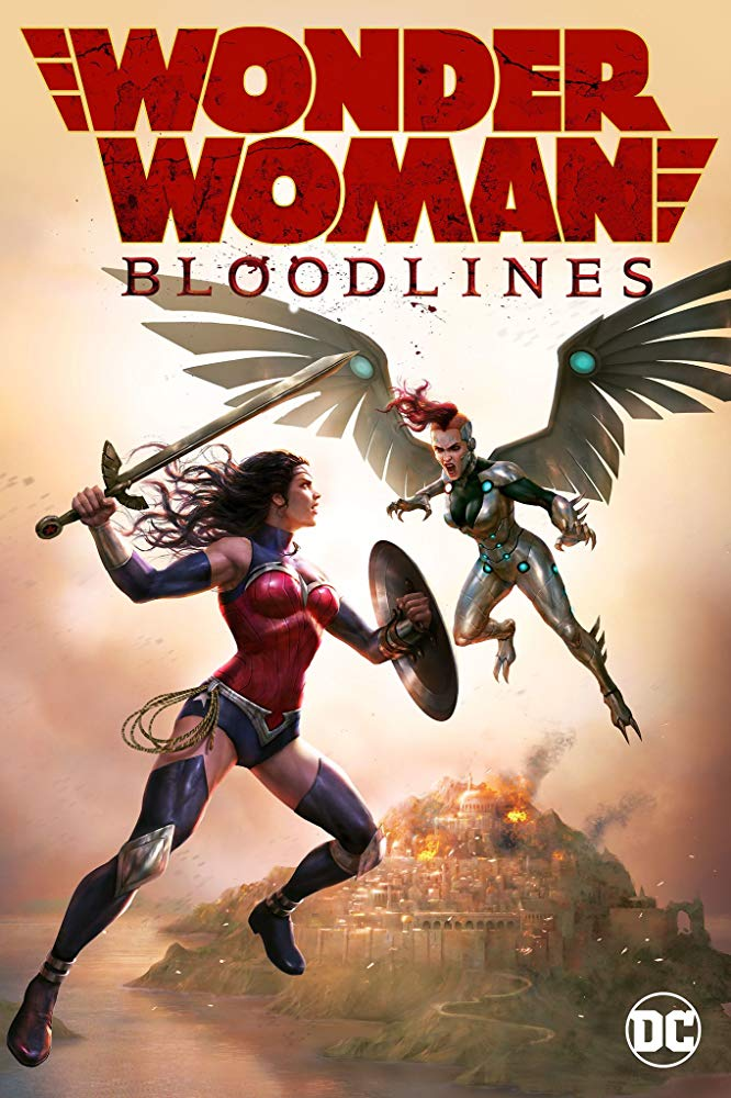 Wonder Woman: Bloodlines (2019) Online Subtitrat in Romana