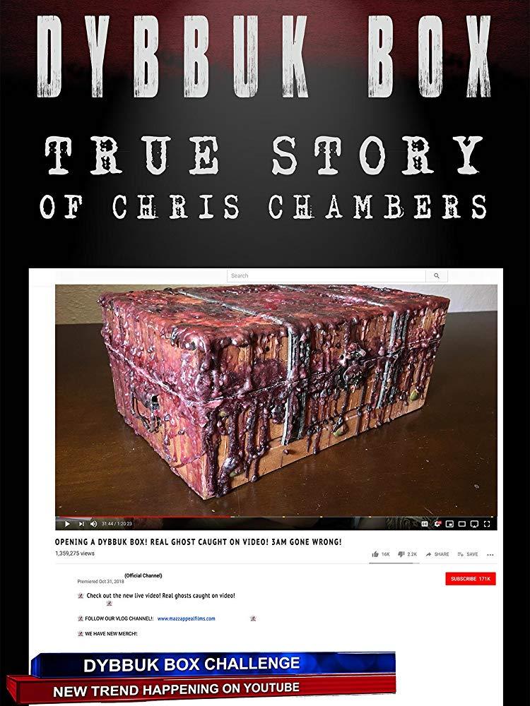 Dybbuk Box: The Story of Chris Chambers (2019) Online Subtitrat in Romana