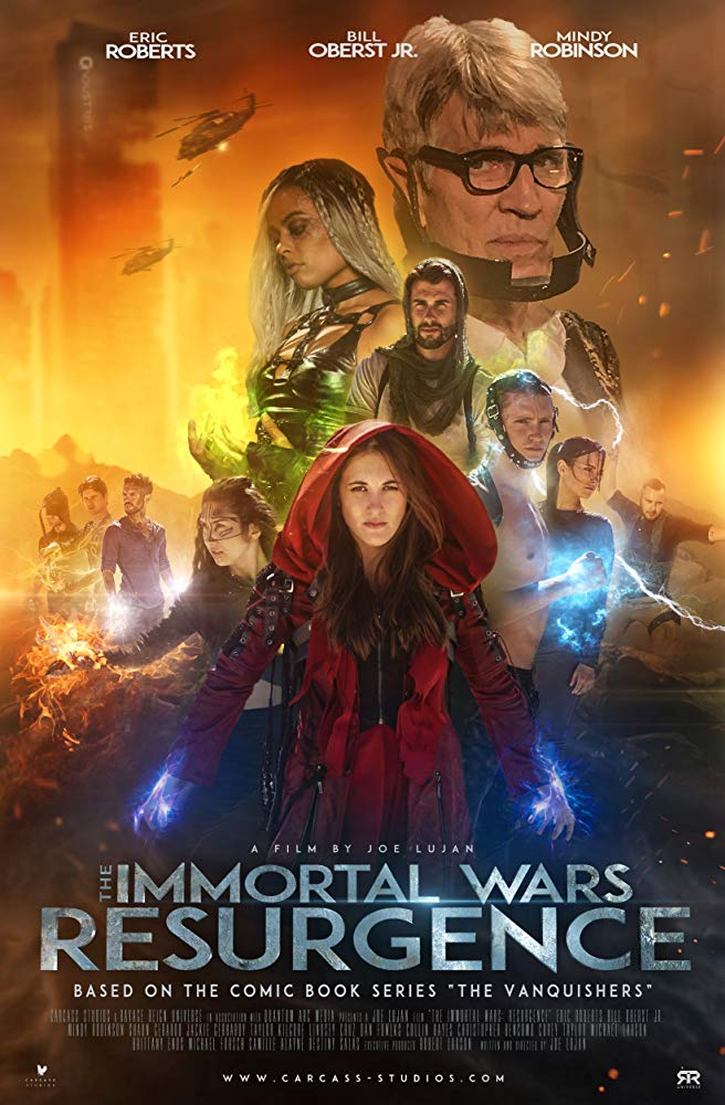 The Immortal Wars: Resurgence (2019) Online Subtitrat in Romana