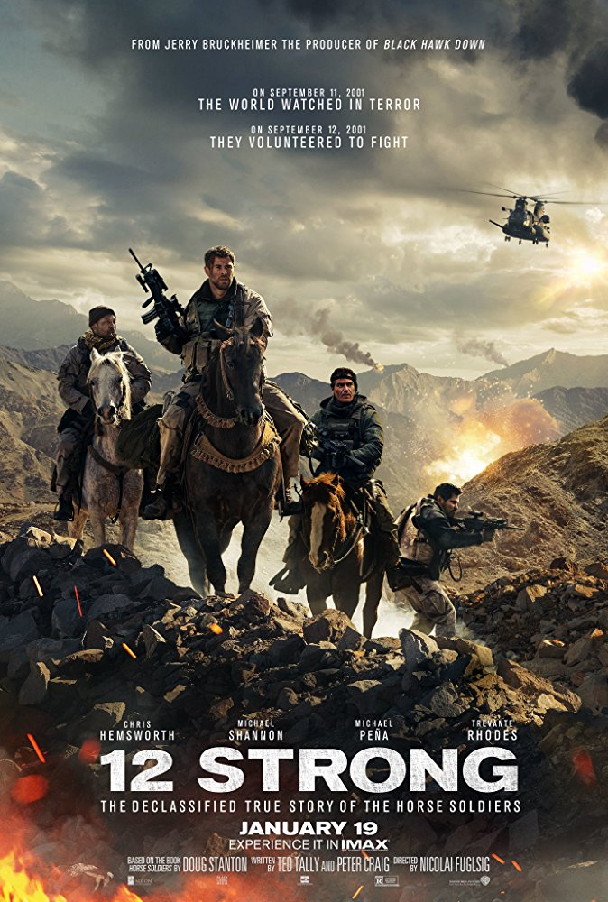 12 Strong (2018) Online Subtitrat in Romana
