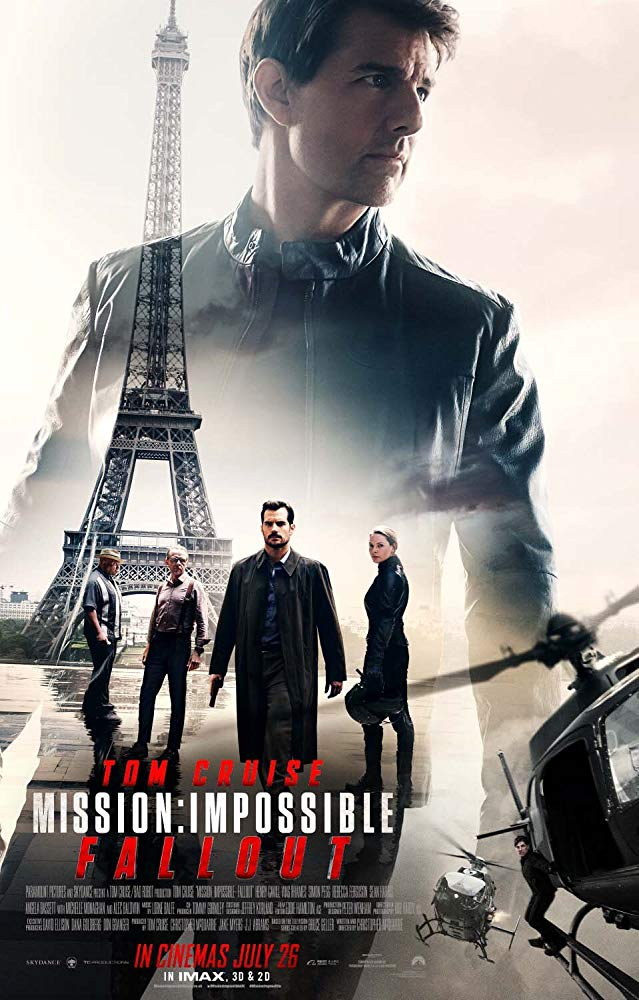Mission: Impossible – Fallout (2018) Online Subtitrat in Romana