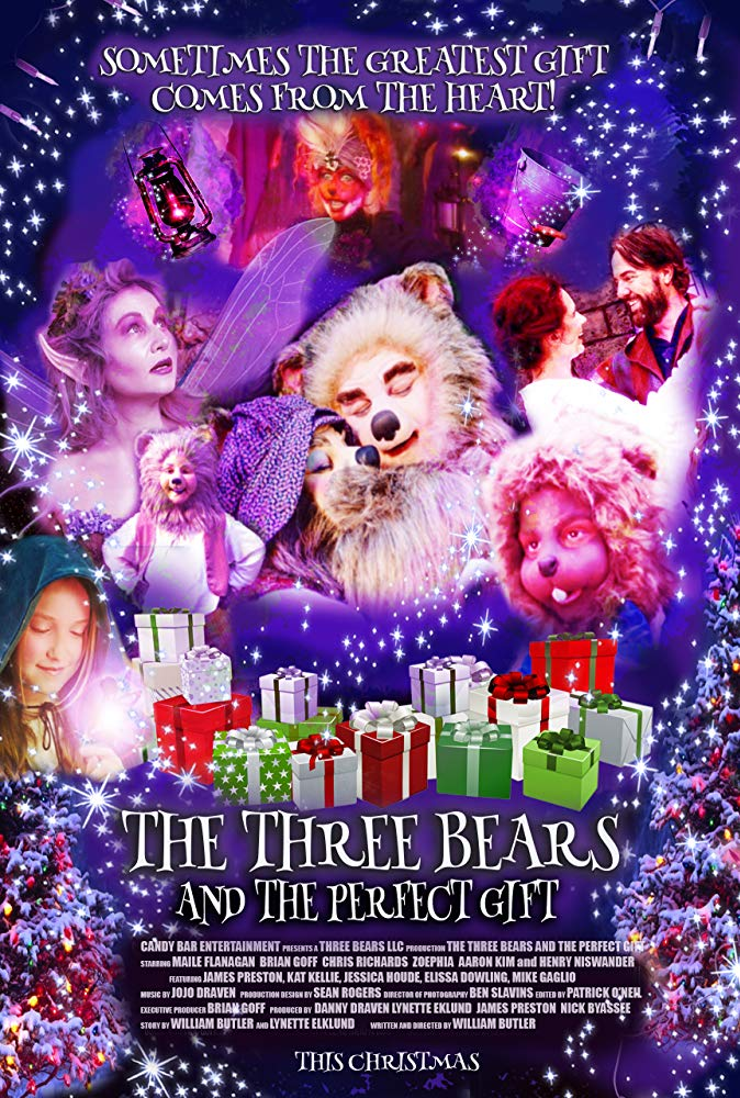 3 Bears Christmas (2019) Online Subtitrat in Romana