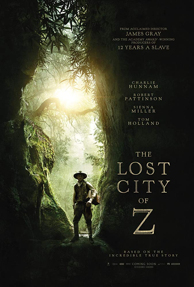 The Lost City of Z (2017) Online Subtitrat in Romana