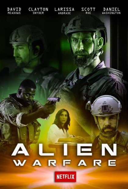 Alien Warfare (2019) Online Subtitrat in Romana