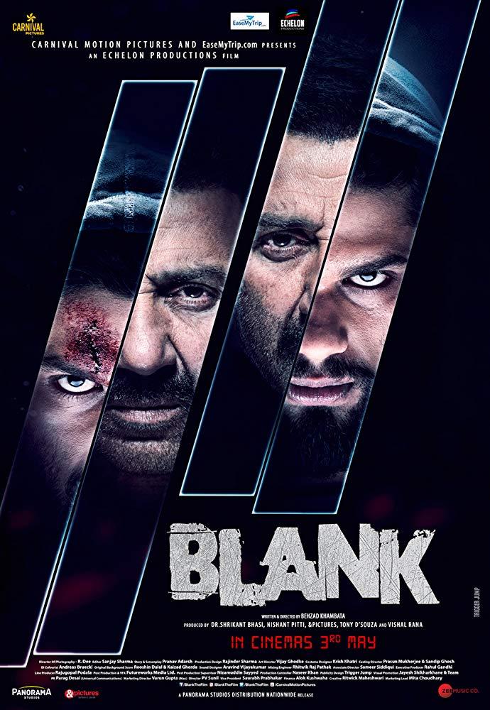 Blank (2019) Online Subtitrat in Romana
